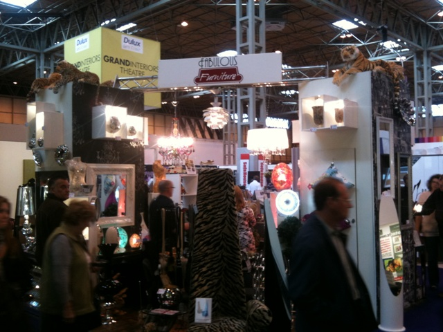 Fabulous Furniture at Grand Designs 2011- NEC