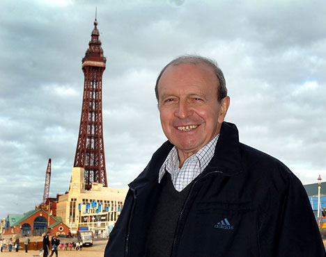 Jimmy Armfield OBE