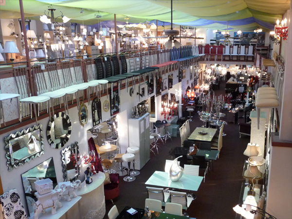 fabulous showrooms full of novelty furniture
