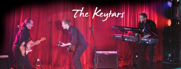 The Keytars - Lancahsire Wedding Band